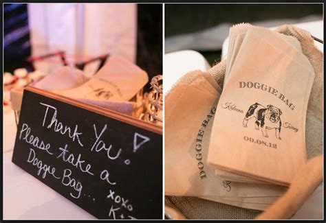 I Doggie Bags by Wilson My Note To Restaurant Owners About