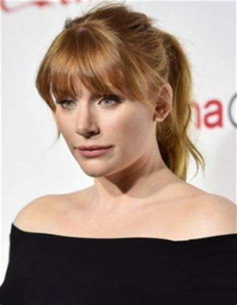 free haircuts dallas best 25 bryce dallas howard ideas on pinterest ginger