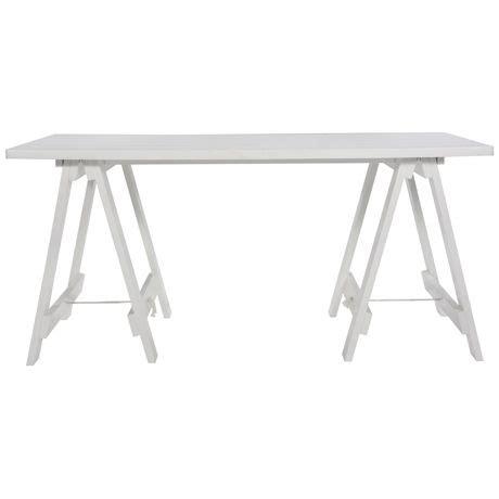 white trestle desk 10 best ideas about trestle desk on bureaus desk styling and white desks
