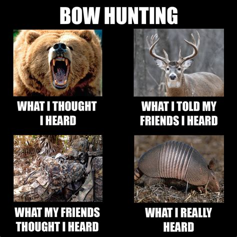 Hunting Meme - bow hunting memes 28 images hunting meme my forest my