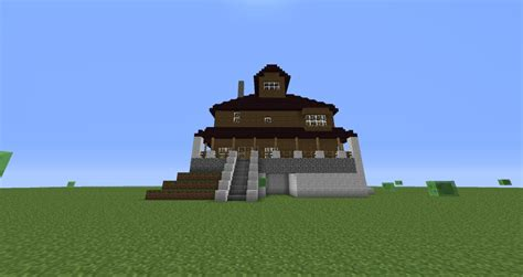 regular house pop s house in regular show request minecraft project