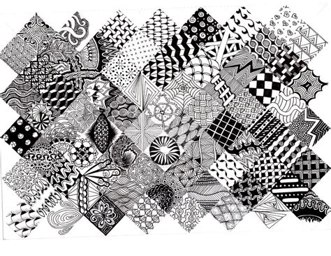 amaze zentangle pattern zentangles learning to paint for art s sake
