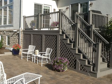 azek decks columbus decks porches and patios by archadeck of columbus