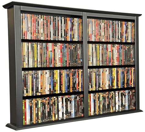 Dvd Storage Shelf by Wall Mounted Cabinet Racksncabinets