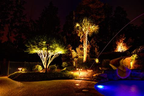 Low Voltage Landscape Lighting Chic Low Voltage Landscape Lighting In Landscape Traditional With Led Landscaping Rope Light