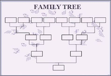 Free Printable Family Tree Template Word Excel Microsoft Office Family Tree Template
