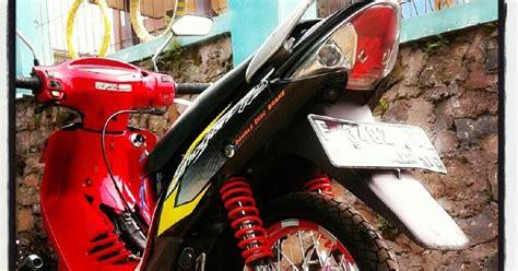 Suzuki Shogun Sp125 modifikasi motor motor drag shogun sp 125