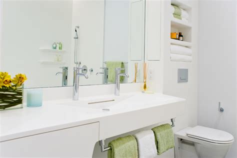 corian bathroom perry st corian bathroom nyc contemporary bathroom