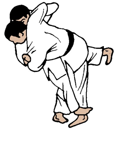 Grappling Clipart