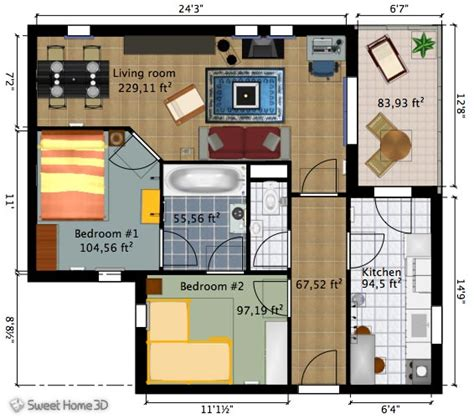 free room layout cool free room planner software