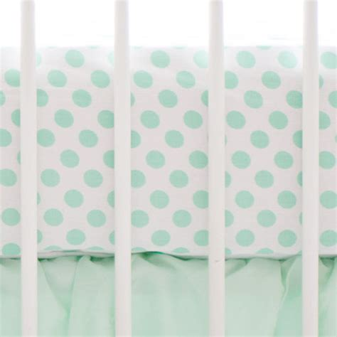 mint green crib sheet gray and mint elephant parade crib
