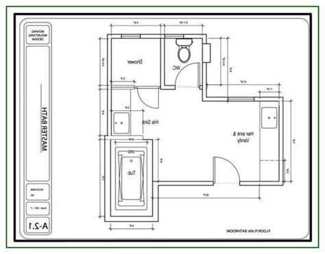large master bathroom floor plans modern master bathroom floor plans 28 images large
