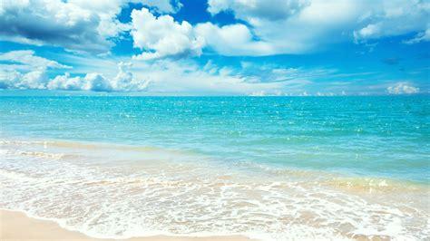 relaxing wallpaper for walls calm ocean beach blue sky wallpaper sea wallpaper 10283 1920x1080 px hdwallsource com