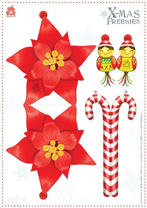 figuras de navidad para imprimir