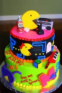 claudine i love the 80 s cake