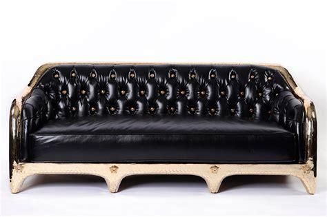 Versace Sofa by Versace Home Blendbureauxblend Bureaux