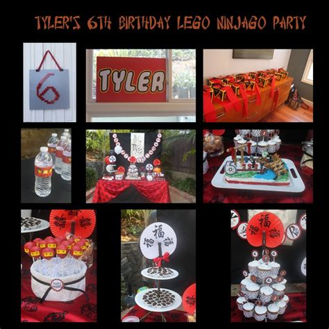 indie film ninja party 137 besten lego ninjago party ideas bilder auf pinterest