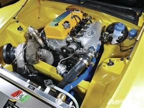 Honda S2000 Engine 2001 Honda S2000 Import Tuner Magazine