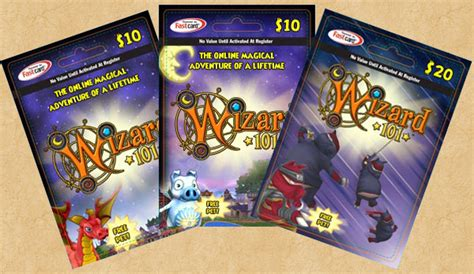 new prepaid game cards wizard101 free online game - Wizard101 Gift Cards