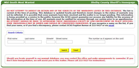 Shelby County Municipal Court Records How Can You Search For A Warrant Powerpointban Web Fc2