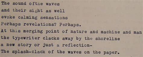 Ee  Beach Ee    Ee  Poems Ee