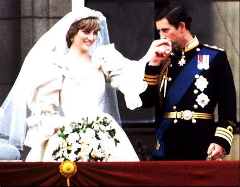 princess diana prince charles royal wedding cake photos remembering princess diana