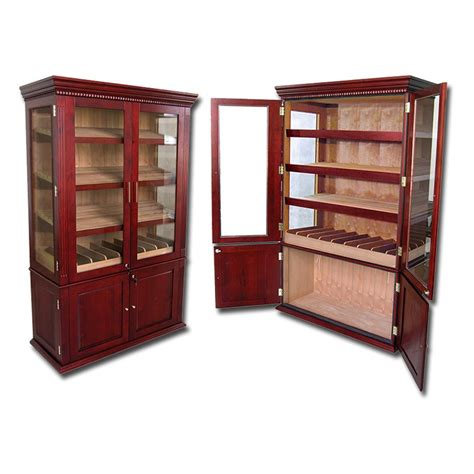 cigar humidor cabinet for sale large cabinet humidor cigar furniture