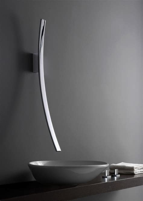 designer faucets luxury and modern faucet with lunar effect luna faucet