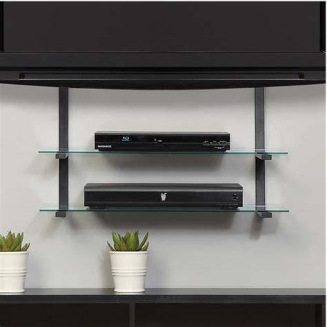 Tv Shelf Wall Mount by Gallery Wall Mounted Tv Shelf