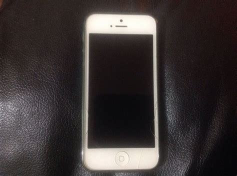 Iphone For Sale Iphone 5 For Sale In Easter Road Edinburgh Gumtree