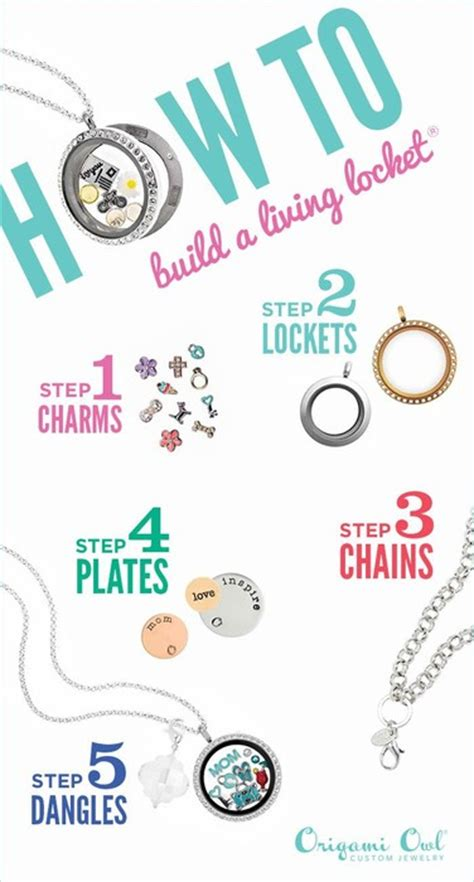 Origami Owl How To - origami owl smore