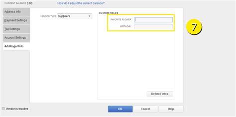 quickbooks tutorial notes free quickbooks tutorials create a custom defined