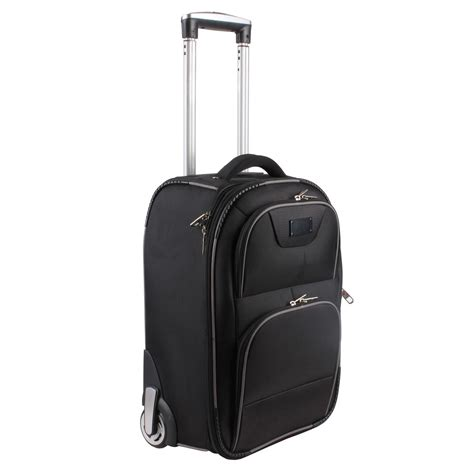 Cabin Baggage by Firetrap Firetrap 18in Cabin Bag Luggage And Suitcases