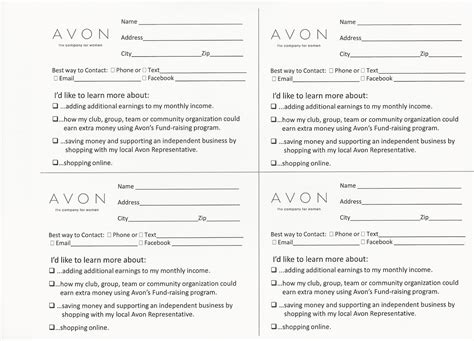 Survey For Gift Card - avon birthday club get 10 off any order the entire month of your birthday www
