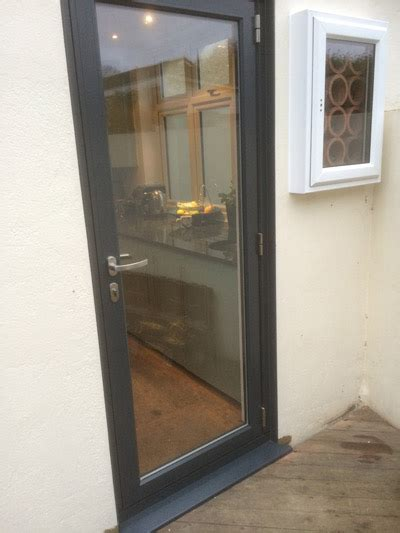 Rear Entry Doors With Glass Rear Exterior Doors Essentials Left Hung Obscure Glass Upvc Exterior Rear Door Next Day