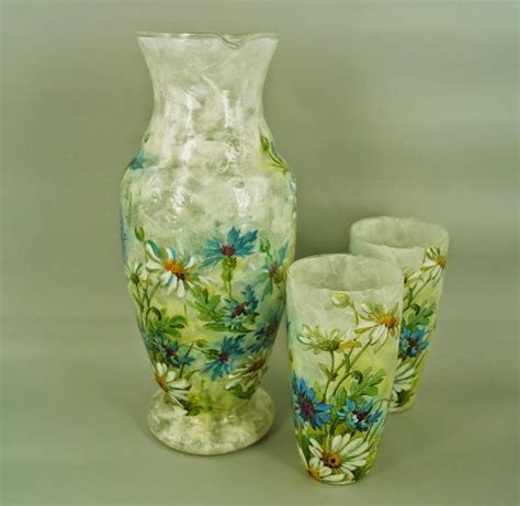 Decoupage Vase Ideas - 17 best images about decoupage vases on