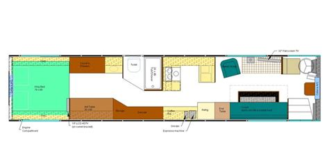 rv bus floor plans www imgkid com the image kid has it 1000 images about bus conversions floorplans on