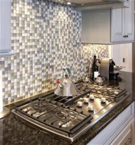 Easy To Clean Kitchen Backsplash What Are The Different Types Of Stove Backsplash