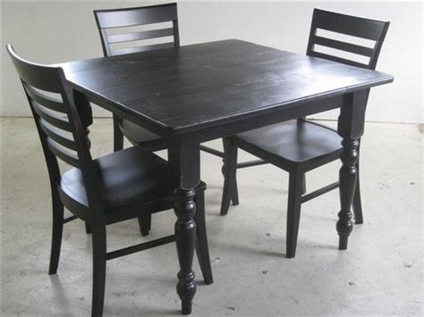 custom made 3 foot square kitchen or dining table by