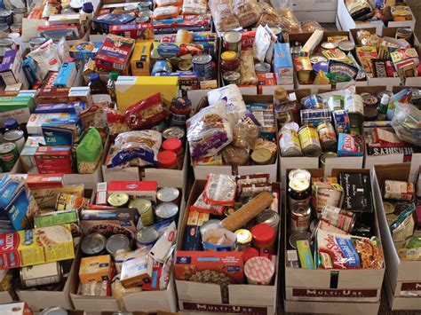 Enfield Food Shelf by Collections For Our Missions Enfield Congregational Church