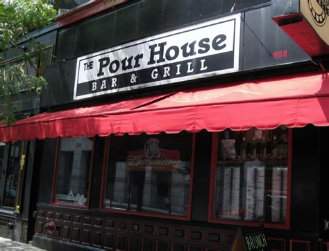 the pour house boston pour house bar grill boston bars cafes restaurants eventseeker