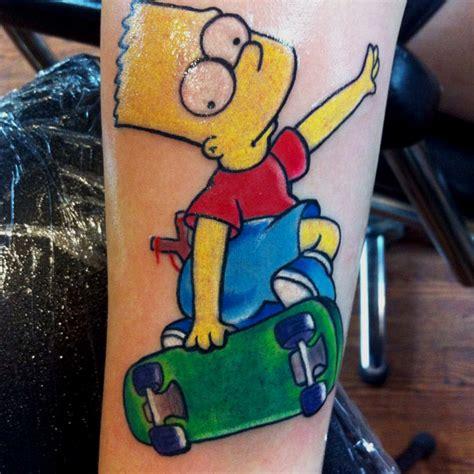 bart tattoo danny anchor illuminati lounge artist