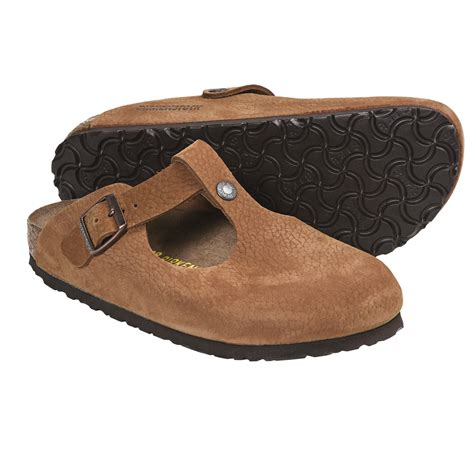 birkenstock clogs for birkenstock bern clogs leather for save 34