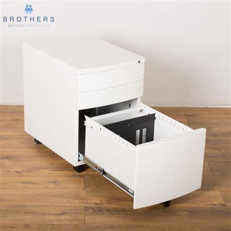 under desk drawers white new white 3 drawer under desk pedestal