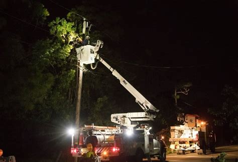 Fpl Light Out by Fpl Completes Outage Restoration To Customers Impacted By