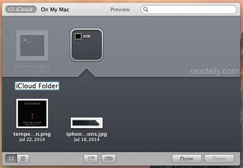 cara membuat icloud yang baru cara membuat folder di icloud file browser dari os x
