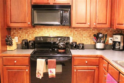 how to make a backsplash in your kitchen diy wine cork backsplash