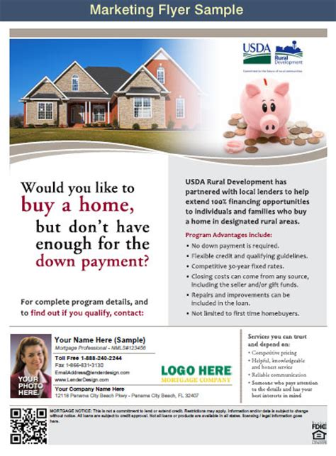 Lyc Public Seminar Concept Flyer Images Frompo Mortgage Loan Officer Website Templates