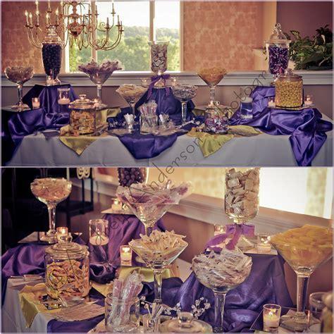 Candy Table   Wedding Ideas