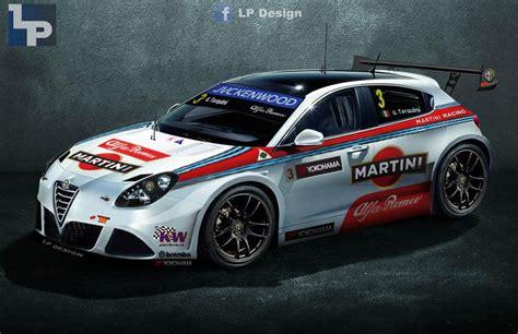 alfa romeo martini racing alfa romeo giulietta wtcc by renxo93 alfa